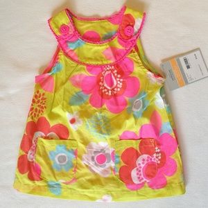 NWT Carter's 12 month Dress